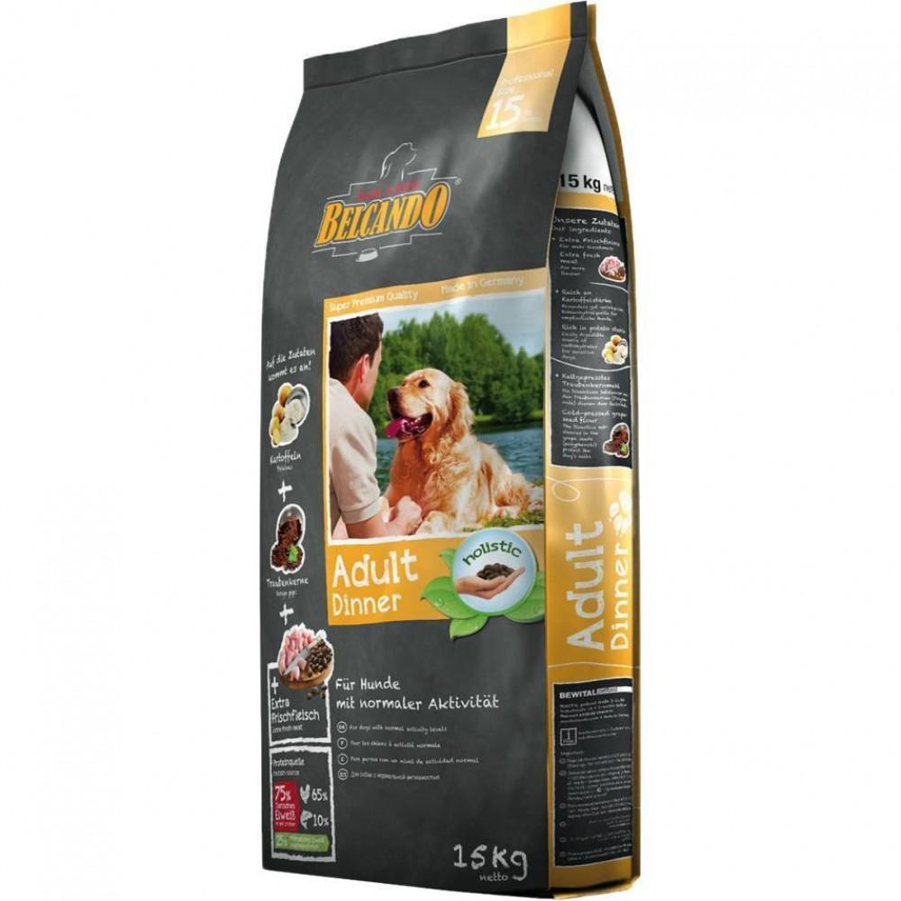 Belcando ADULT DINNER Корм для собак с нормальным уровнем активности