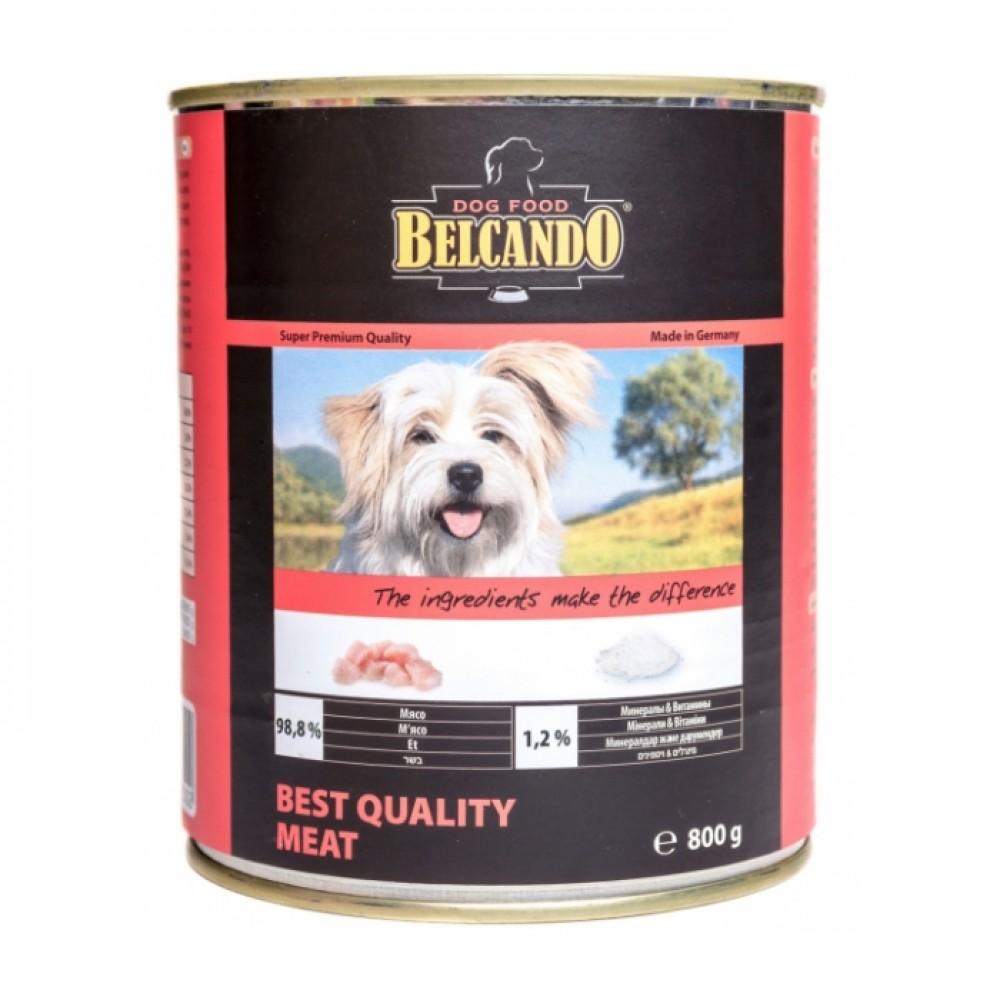 Belcando Консервы для собак , отборное мясо