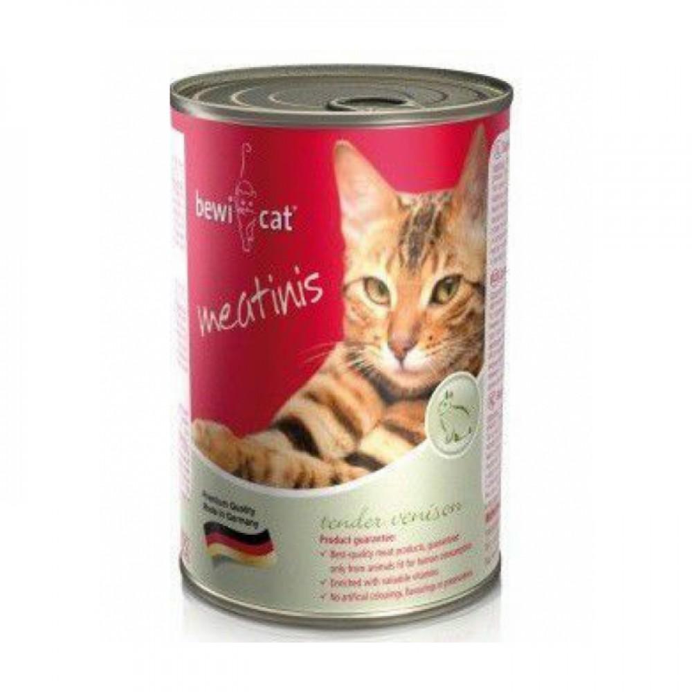 Bewi Cat Venison - Консервы для кошек с олениной
