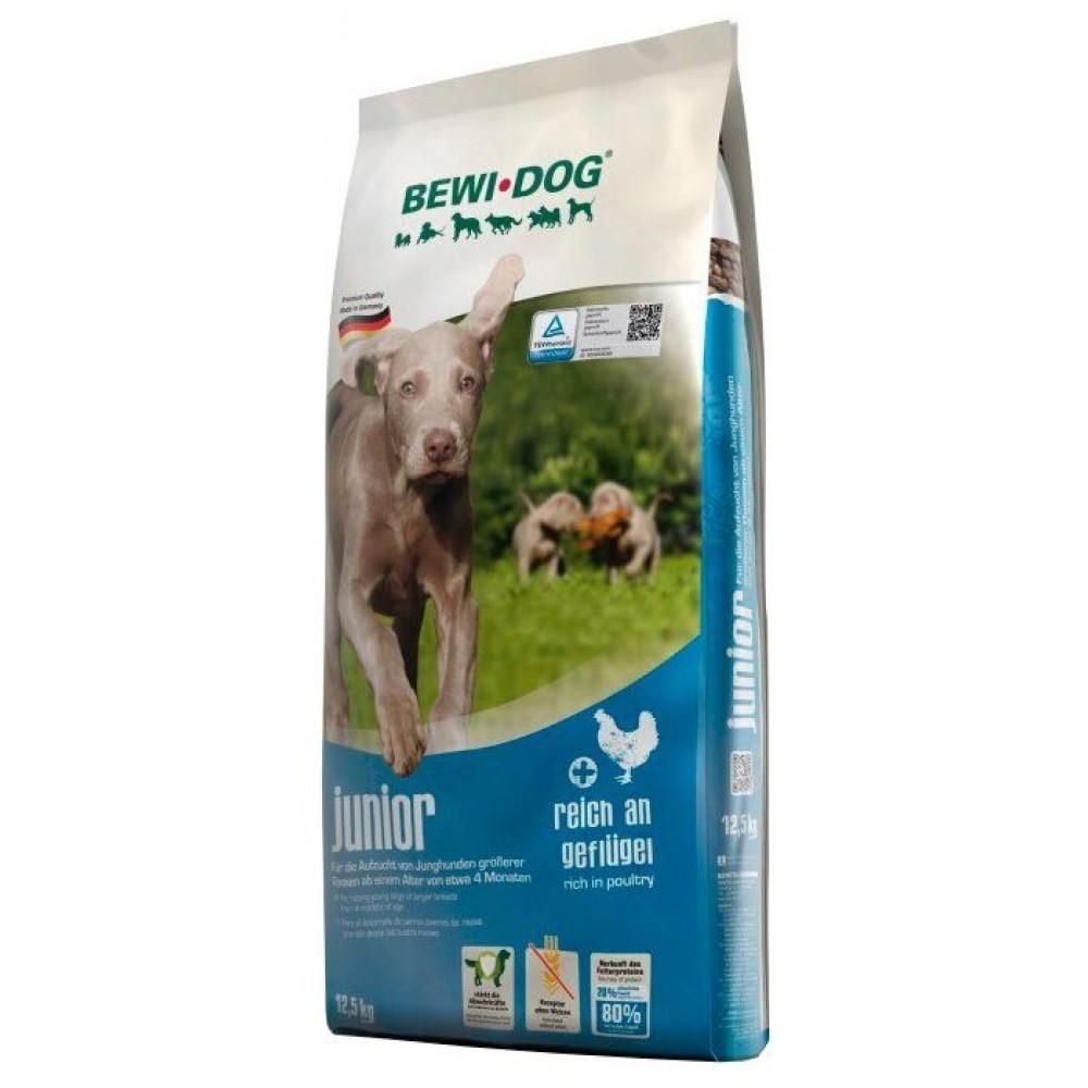 Bewi Dog JUNIOR Корм для молодых собак более крупных пород