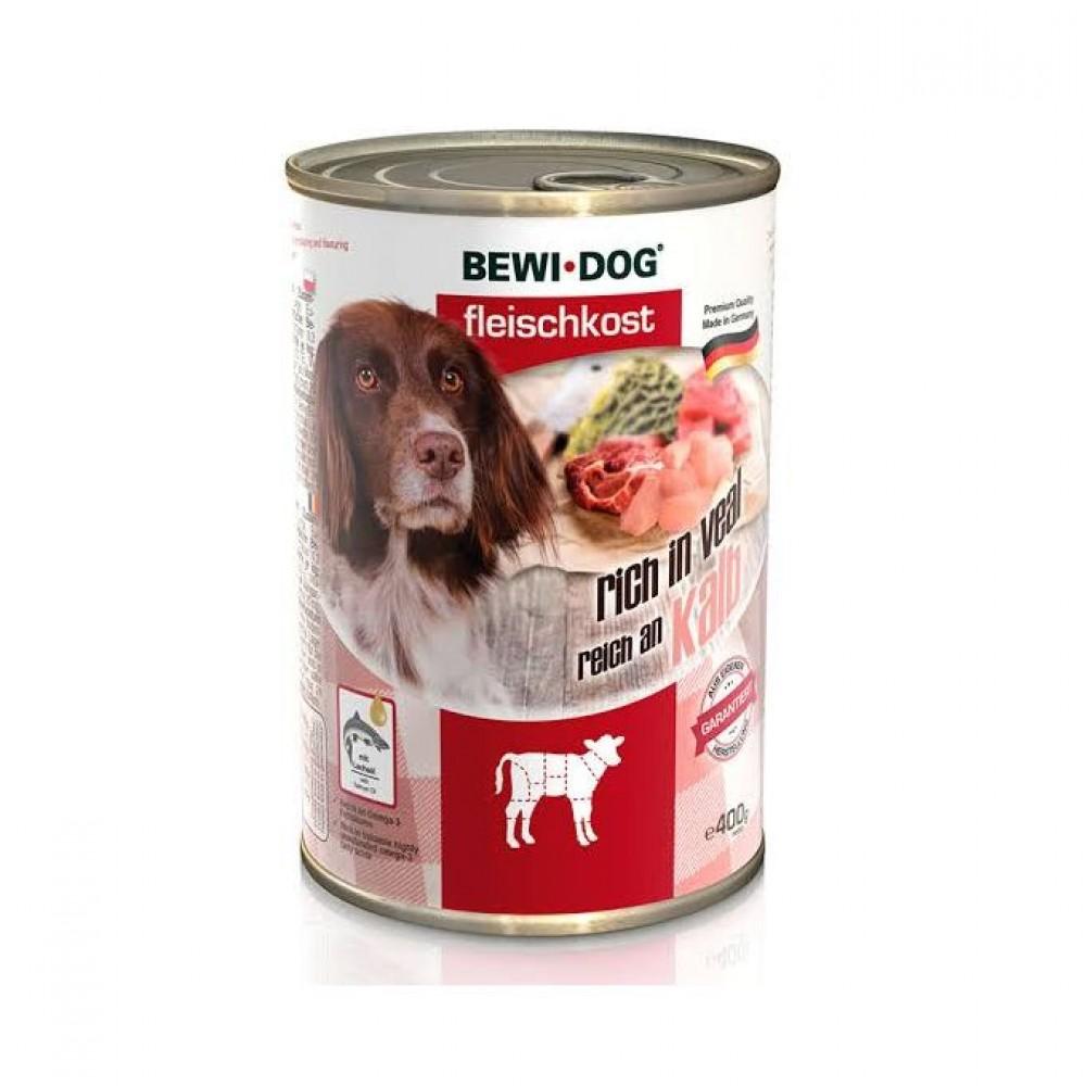 Bewi Dog Lamb. Консервы для собак с Ягнёнком