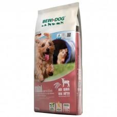 Bewi Dog Mini Sensitive. Для взрослых собак малых и средних пород.