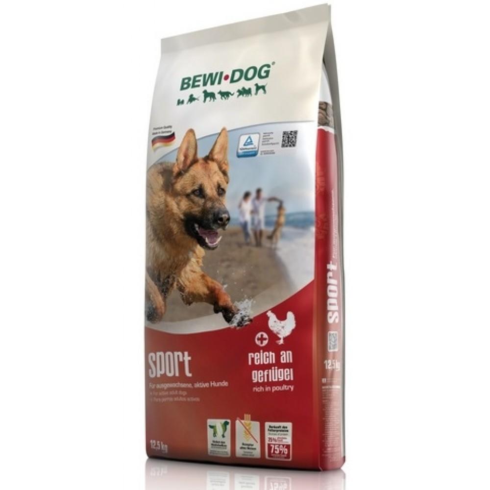 Bewi Dog SPORT pentru câini cu un nivel ridicat de activitate 25 kg
