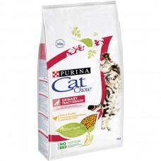 Cat Chow Urinary Сухой корм для кошек  для поддержания здоровья мочевыводящих путей, домашняя птица