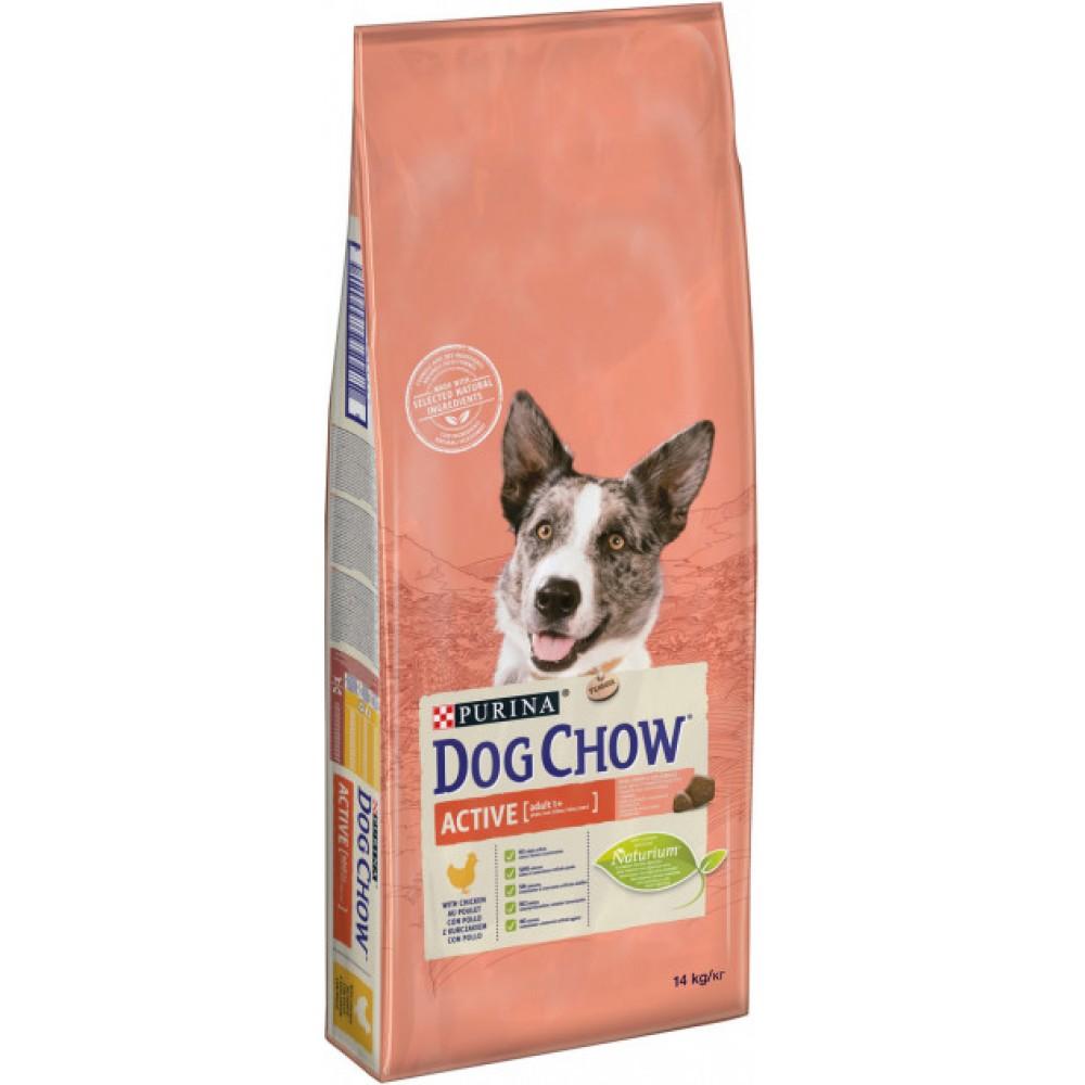 Dog Chow Active Hrană uscată pentru câini activi
