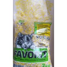 FAVORIT. Наполнитель для кошачьего туалета