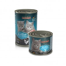 Leonardo Kitten Rich In Poultry Quality Selection Консервы для котят с птицей