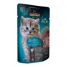 Leonardo Kitten poultry для котят на куриной основе