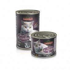 Leonardo Rich In Rabbit Quality Selection Консервы для кошек с кроликом.