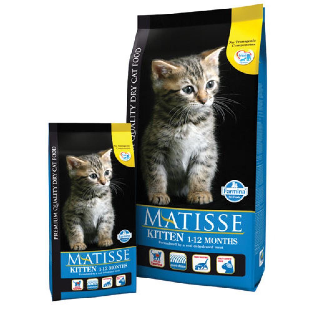 Matisse Kitten 1-12 Luni. Hrană uscată pentru pisoi, femele în perioada de sarcină și alaptare