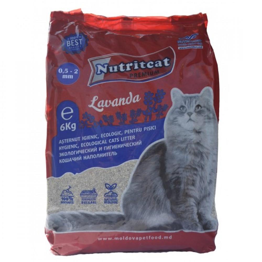 Nutritcat Premium Asternut Pentru Pisici (Granule Mici)