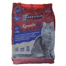 Nutritcat Premium Кошачий Наполнитель (Мелкие Гранулы)