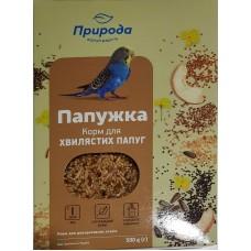 Природа «Папужка йод» Корм для волнистых попугаев