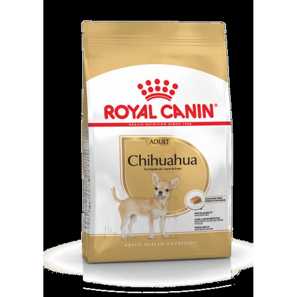 ROYAL CANIN Chihuahua Adult. Hrană completă special creată pentru câinii adulți și seniori din rasa Chihuahua
