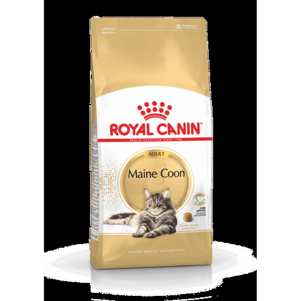 ROYAL CANIN Maine Coon Adult. Сухой корм для кошек породы Мейн кун.