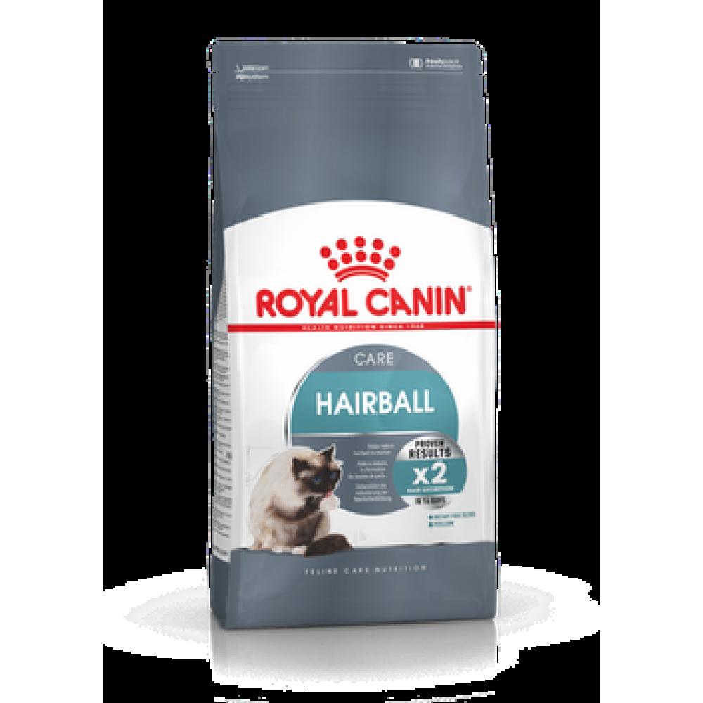 ROYAL CANIN Hairball Care. Pentru eliminarea ghemurilor de păr