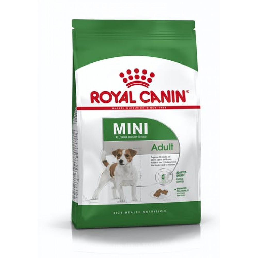 ROYAL CANIN Mini Adult. Сухой корм для собак малых пород