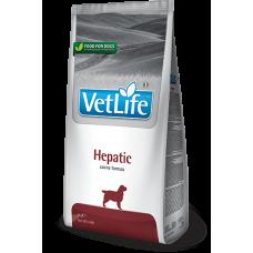 Vet Life Dog Hepatic, Farmina. Сухой корм для собак, при хронической печеночной недостаточности