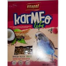 Vitapol Дополнительный  фруктовый Корм для волнистых попугаев
