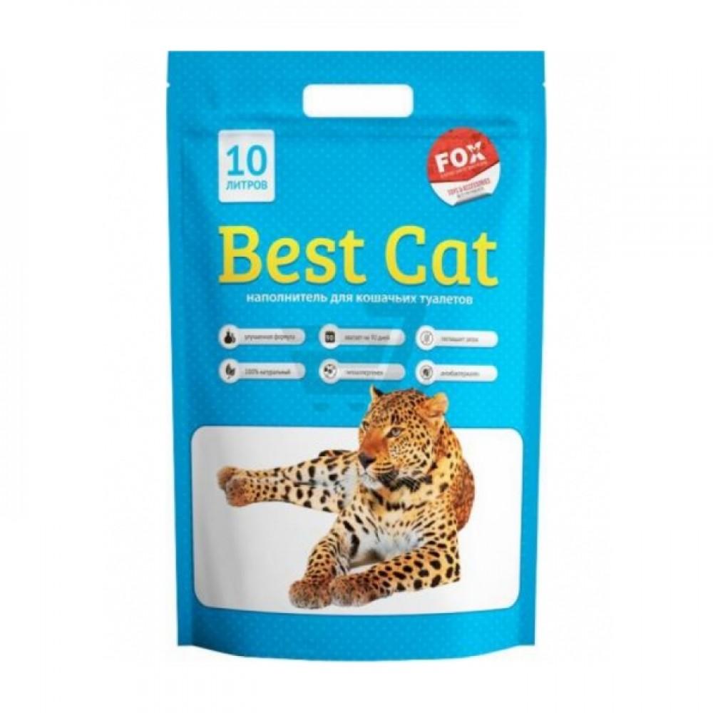Best Cat  Așternut igienic pentru pisici silicagel cu miros de mintă