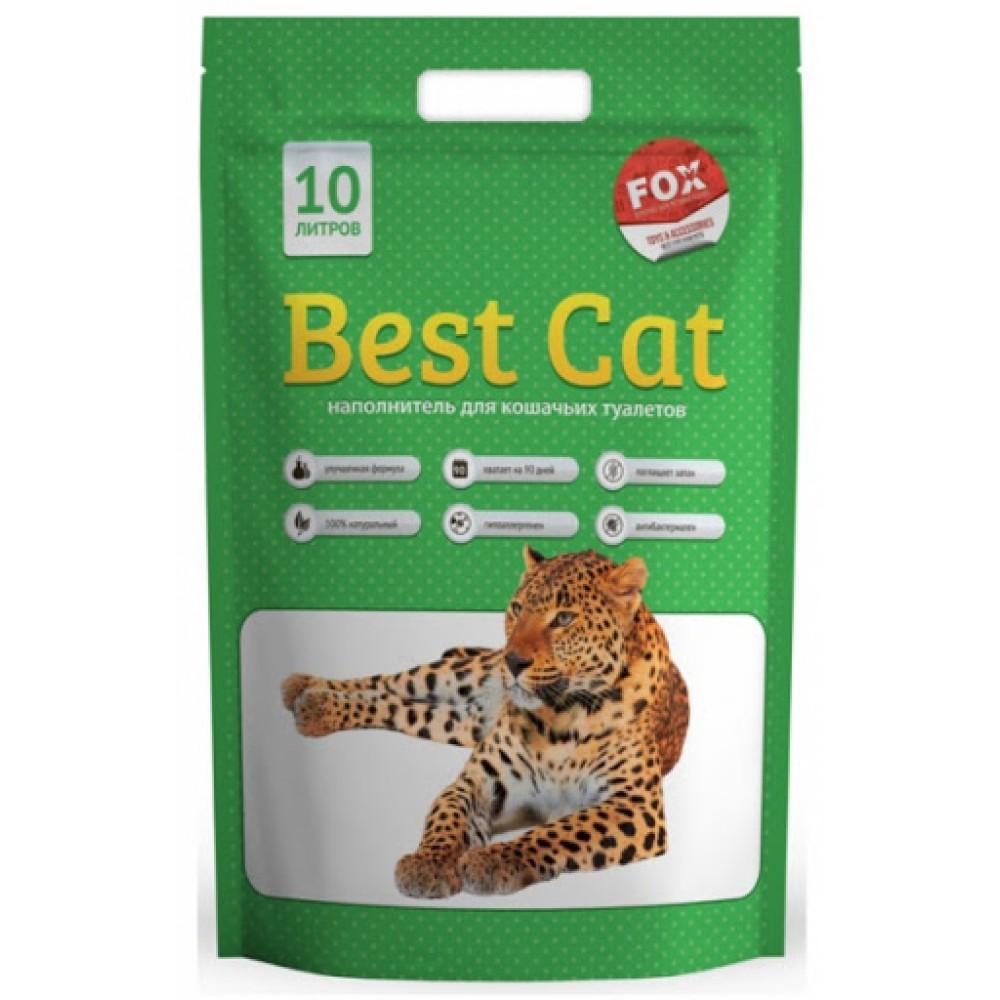 Best Cat Силикагелевый наполнитель для кошачьего туалета,  яблоко