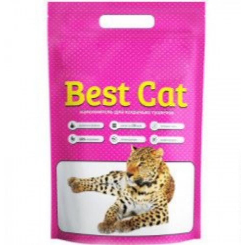 Best Cat  Așternut igienic pentru pisici silicagel cu miros de flori