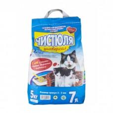 Наполнитель для кошачьего туалета Чистюля Универсал