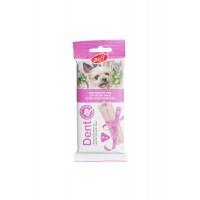 TiTBiT Жевательный снек DENT со вкусом креветок (для мелких собак)