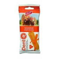 TiTBiT Жевательный снек DENT со вкусом сыра (для мелких собак)