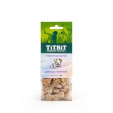 TiTBiT Печенье с телятиной для щенков