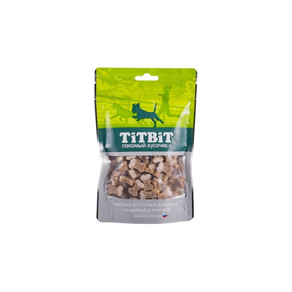 TiTBiT Oase din carne de curcan cu brinza pentru caini