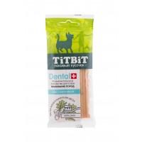 TiTBiT ДЕНТАЛ+ Снек с бараниной для собак маленьких пород