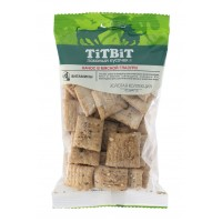 TiTBiT Золотая коллекция Начос в мясной глазури для собак